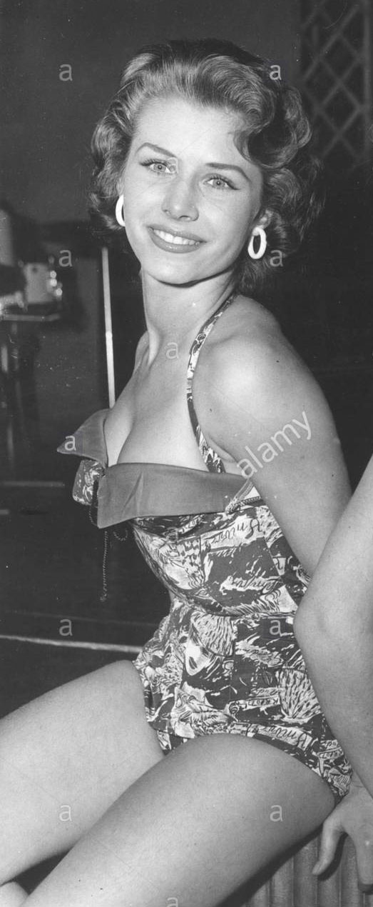 Miss Luxembourg 1957